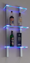 B-Ware Bar Regal London RGB Funkfernbedienung